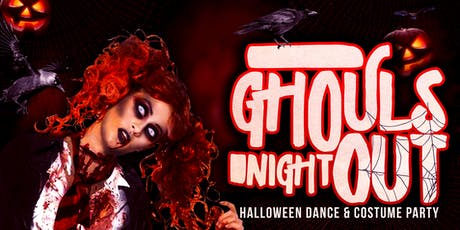 Ghouls Night Out! Halloween Dance & Costume Party! tickets