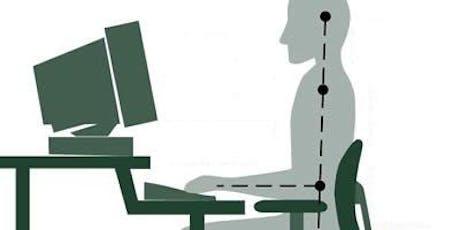 Curso de Ergonomia - Análise Ergonômica do Trabalho - Campinas ingressos