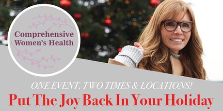 Put The Joy Back In Your Holiday - Oxford Office tickets