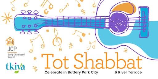 Tot Shabbat in Battery Park City