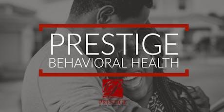 Prestige Behavioral Health Grand Opening - New Location tickets