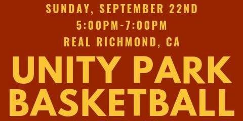 Unity Park Basketball Game
