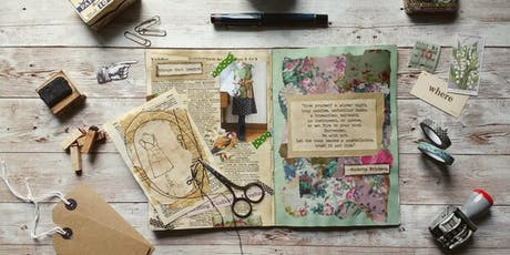 Create an inspirational Mindfulness Journal using Mixed Media Techniques tickets