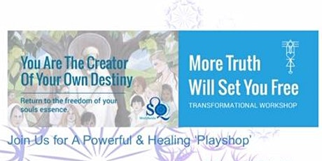 More Truth Will Set You Free Meditation Workshop w/ Donna MArie tickets