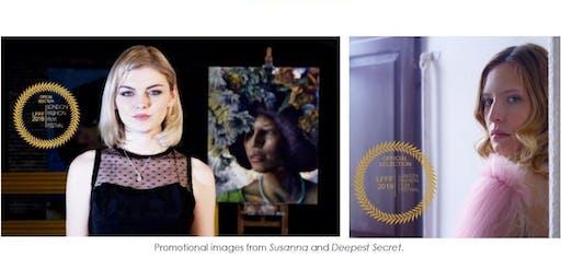 "Panel: Creators of Award-Winning Fashion Films ""Susanna"" & ""Deepest Secret"""