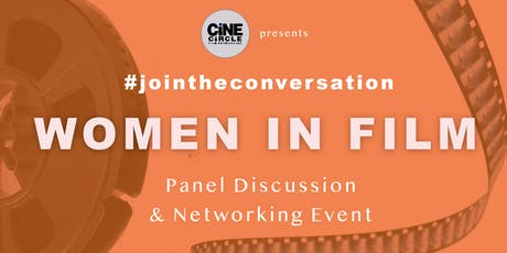 Women in Film - Panel Discussion tickets