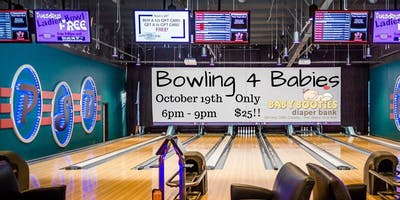 Bowling 4 Babies Benefiting Baby Booties Diaper Bank