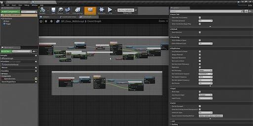 Unreal Engine: Blueprint Visual Scripting Fundamentals