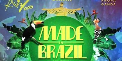 MADE IN BRAZIL @LOVE + PROPAGANDA