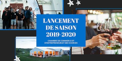 Lancement de saison 2019-2020 de la CCES