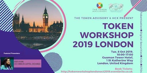 London Crypto Summit - Digital Securities, Cryptocurrencies, STOs 8 Oct