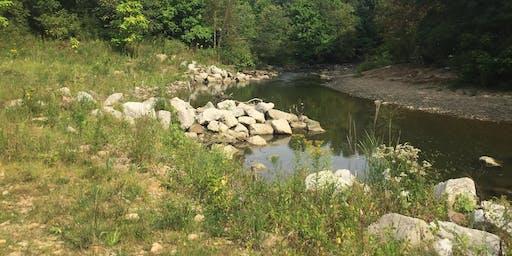 Village of Chagrin Falls Chagrin River Streambank Stabilization and Riparian Restoration Tour