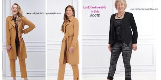 Nygard Clothing Sale and Vicky Harrison Designs