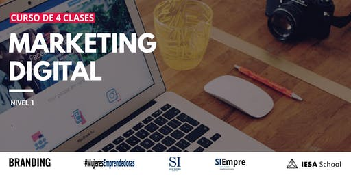 Curso de Marketing Digital Nivel 1