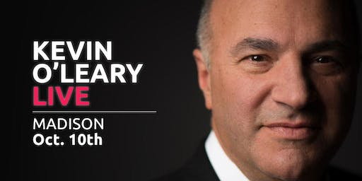 (FREE) Kevin O'Leary from ABC's Shark Tank LIVE in Madison
