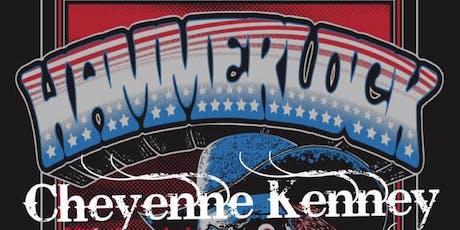 Hammerlock, Cheyenne Kenney & the Road Kings tickets