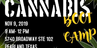 Cannabis Boot Camp (Wakanna Distributors only)