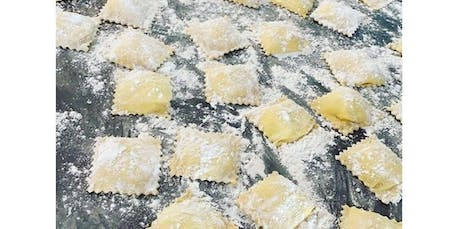 Cheese Ravioli w/Chef Deanna Colon (2019-10-26 starts at 11:00 AM) tickets