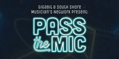 Pass The Mic - Music Industry Night tickets