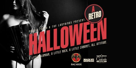 Portia Favro & The Ladybirds Present : A Retro Halloween tickets