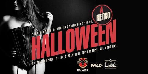 Portia Favro & The Ladybirds Present : A Retro Halloween