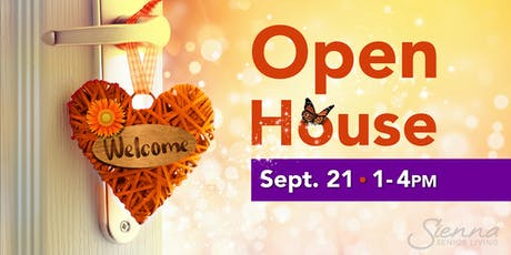 Open House at The Shores Retirement Residence tickets