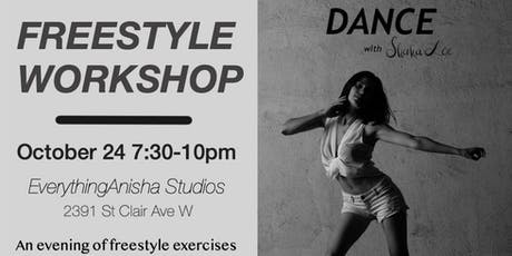 Freestyle Dance Workshop tickets