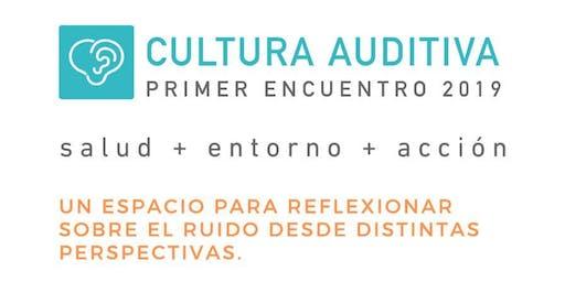 Encuentro de Cultura Auditiva