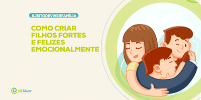 [BRASILIA] PALESTRA COMO CRIAR FILHOS FORTES E EMOCIONALMENTE FELIZES 28/09