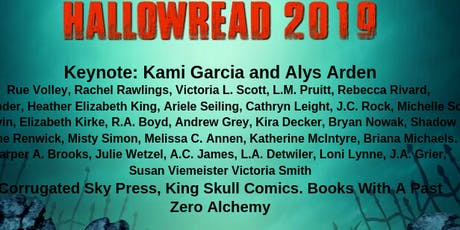 HallowRead 2019 tickets