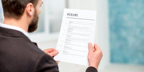 Premium Resume Writing Program  Tickets