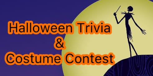 Halloween Trivia and Costume Contest