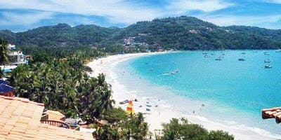 Pickleball Training, Family Camp, Tournament and Adventure Fiesta in Zihuatanejo, Mexico