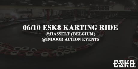 ESK8 Karting session @Action Kart (Hasselt tickets