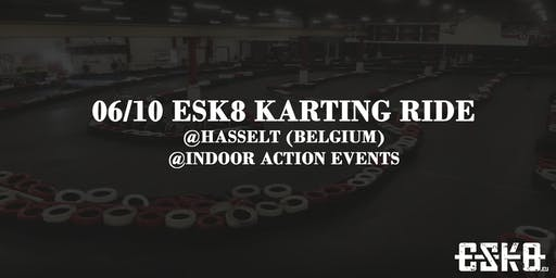 ESK8 Karting session @Action Kart (Hasselt