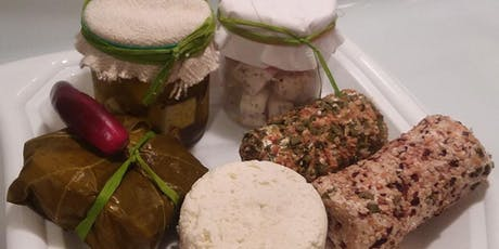 HOLIDAY CHEESE MAKING CLASS - Learn to make cheese & Edible handmade gifts tickets