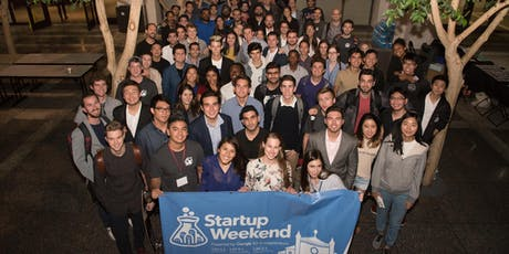 TechStars Startup Weekend Los Angeles at LMU November15-17, 2019 tickets