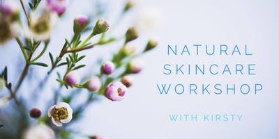 Natural Skincare Workshop