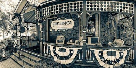 Halloween Seance Nights at Cornerstone B&B tickets