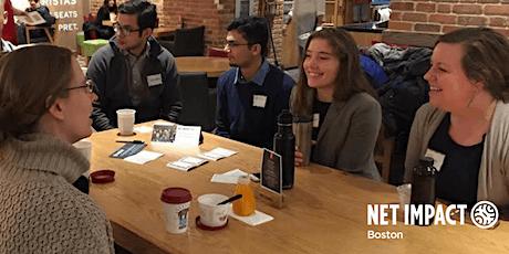 Boston Sustainability Breakfast tickets