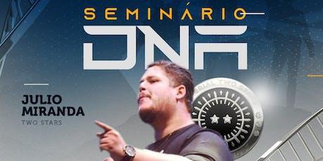SEMINÁRIO DNA ARACAJU - OUTUBRO 2019 ingressos