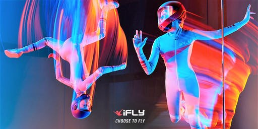iFLY Calgary Business Networking Event