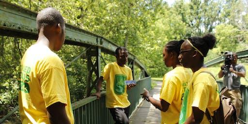 Walking Tour: Meet the Green Tools Protecting Cobbs Creek
