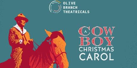 A Cowboy Christmas Carol  tickets