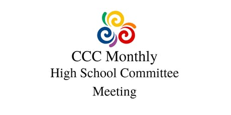 High School Monthly Committee Meeting tickets