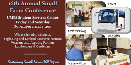 2019 Small Farm Conference tickets