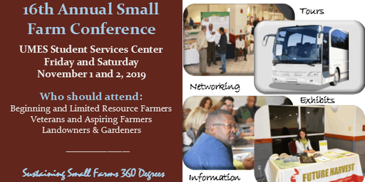 2019 Small Farm Conference