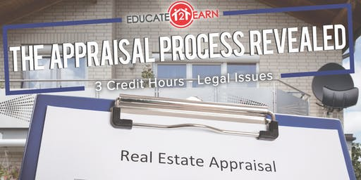 The Appraisal Process Revealed - 3CE Legal
