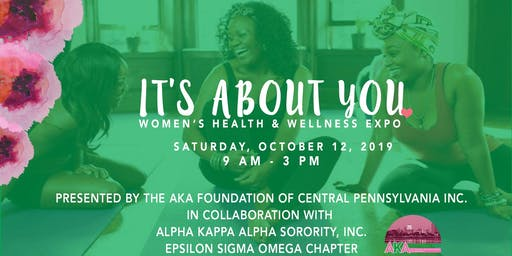 It's About You Women's Health and Wellness Expo