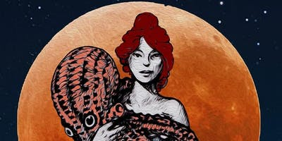 THE BLOOD MOON ORCHESTRA w/ Crystal Beth & Boom Boom Band, Shaina Shepard